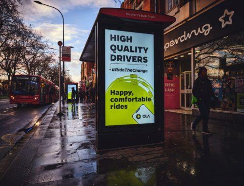 Media Agency Group reveals Ola's London media campaign to disrupt the UK ride-hailing app market